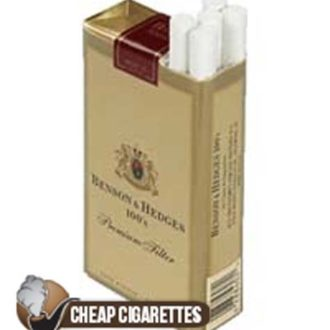 Benson & Hedges Premium Filter 100