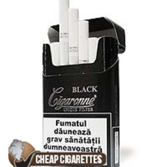 Cigaronne Exclusive Mini Black