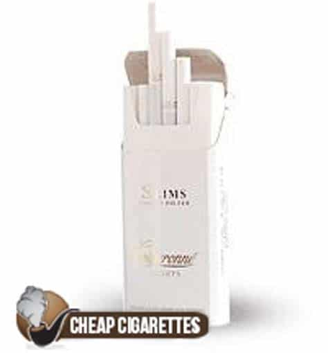 Cigaronne Exclusive Slims White