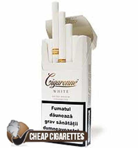 Cigaronne Exclusive White