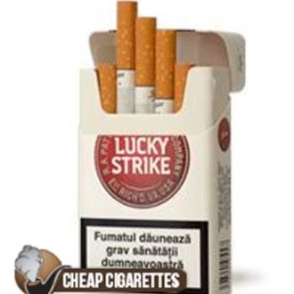 Lucky Strike Premium Red