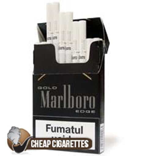 Marlboro Gold Edge Slims