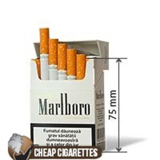 Marlboro Gold Pocket Pack