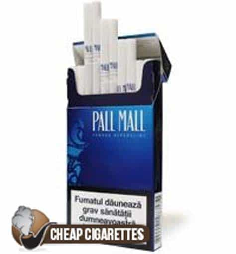 Pall Mall Blue Slims