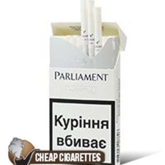 Parliament Super Slims Silver