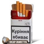 Philip Morris Red