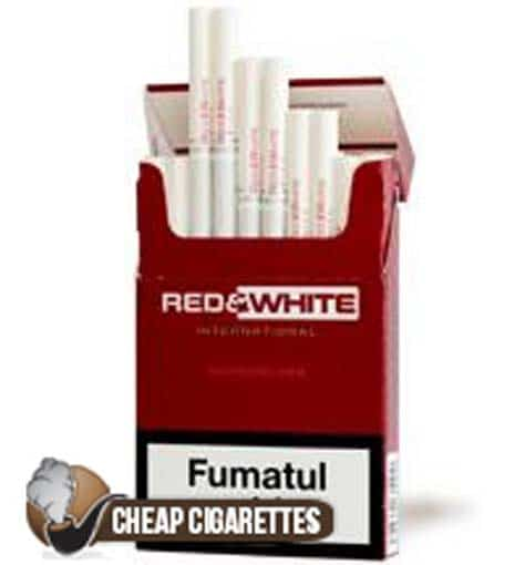 Red&White Superslims Rich