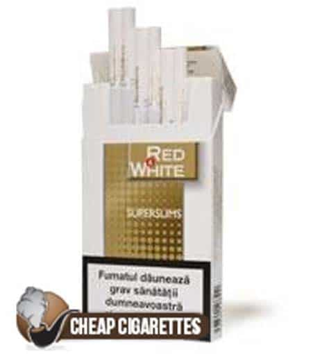 Red&White Superslims Special