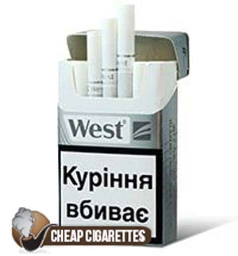 West Carbon Filter Silver