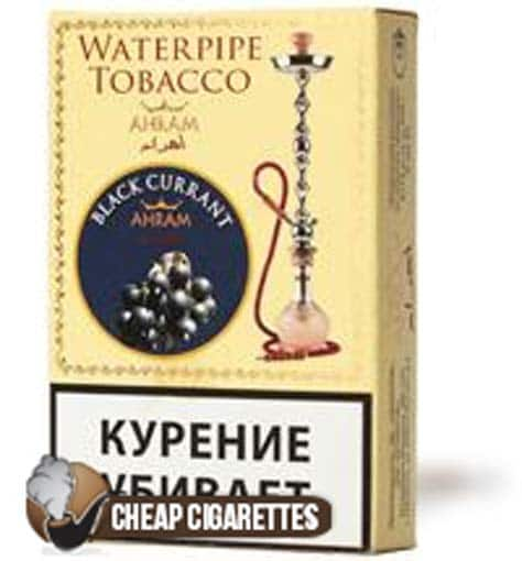 Ahram Black Currant Hookah Tobacco