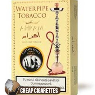 Ahram Captain Black Hookah Tobacco