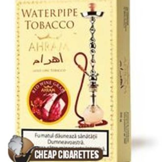 Ahram Red Wine Grape Hookah Tobacco