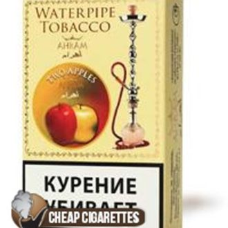 Ahram Two Apples Hookah Tobacco